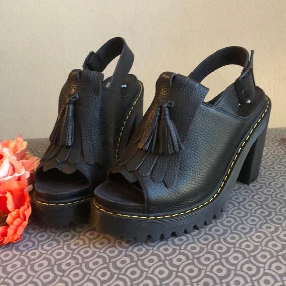 768c88f2d3b Dr. Martens Shoes - Dr. Martens Women s Seraphina Aunt Sally Sandal